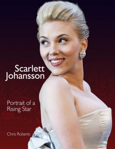 9781844423996: SCARLET JOHANSSON HBK: Portrait of a Rising Star