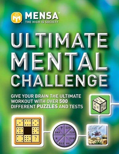 The Ultimate Mental Challenge: Robert Allen