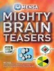 9781844424443: Mensa Mighty Brain Teasers