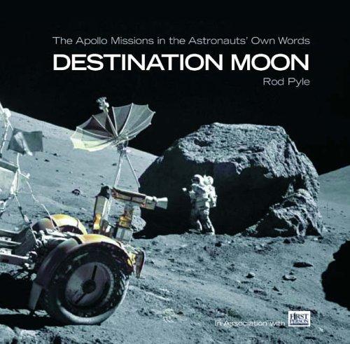 Destination Moon: Rod Pyle