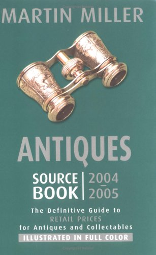 9781844427215: Antiques Source Book 2004-2005