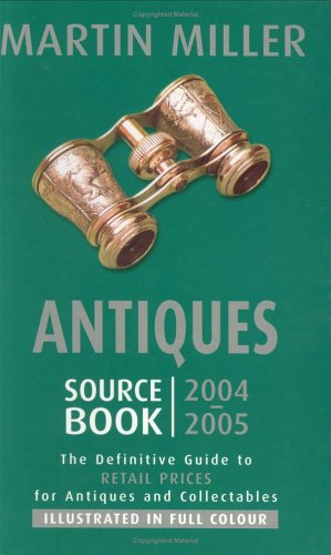 9781844427956: ANTIQUES SOURCE BOOK 2004-2005 ING