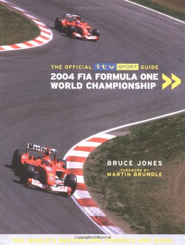 9781844428113: Formula One Grand Prix 2004: The Official ITV Sport Guide (Official itv Sport Guides)