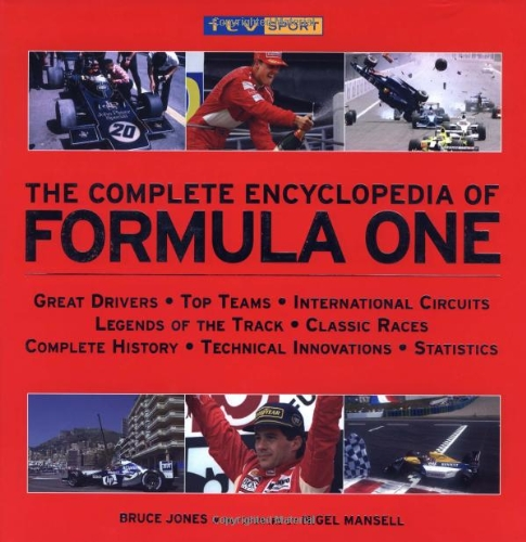 9781844428540: ITV Sport: The Complete Encyclopedia of Formula One