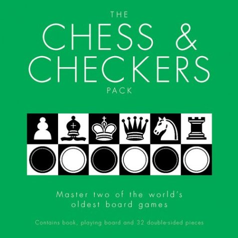 9781844429158: The Chess & Checkers Pack: Master Two of the World's Most Popular Board Games