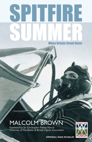 9781844429370: Spitfire Summer