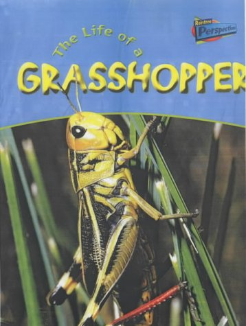 9781844433032: Raintree Perspectives: Life Cycles - the Life of a Grasshopper (Raintree Perspectives) (Raintree Perspectives)