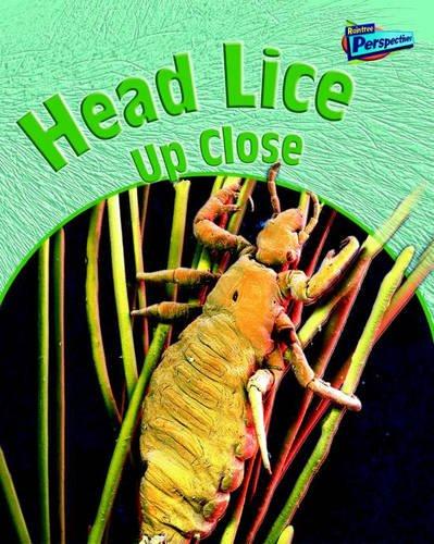 9781844433520: Head Lice Up Close (Raintree Perspectives)