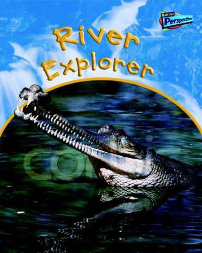 9781844434633: River Explorer (Raintree Perspectives: Habitat Explorer)