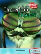 9781844435180: Freestyle Express Incredible Creatures Insects Hardback (Raintree Freestyle Express: Incredible Creatures)