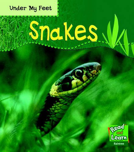 9781844437382: Under My Feet: Snakes Paperback