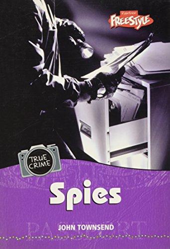 9781844438167: Spies (Raintree Freestyle: True Crime) (Raintree Freestyle: True Crime)