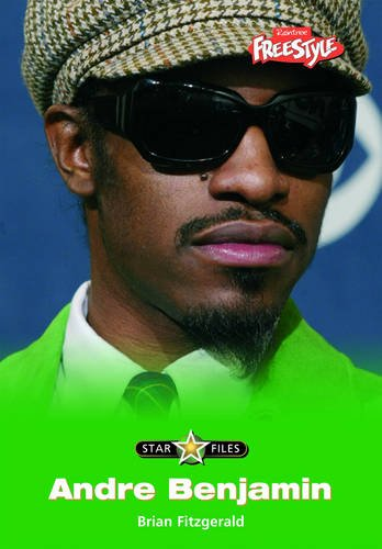 9781844439720: Freestyle Star Files Andre Benjamin Hardback