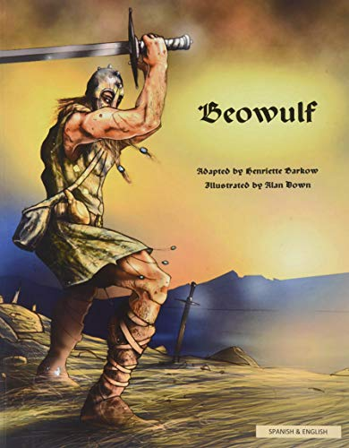 9781844440320: Beowulf in Spanish and English: an Anglo-Saxon Epic (Myths & Legends from Around the World) (English and Spanish Edition)