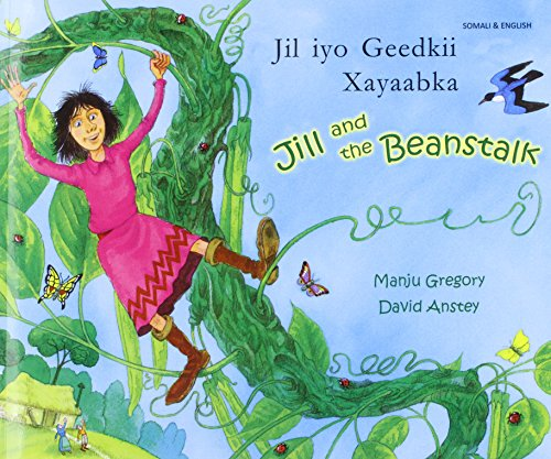 9781844441013: Jill and the Beanstalk (English and Somali Edition)