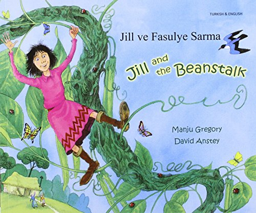 9781844441044: Jill and the Beanstalk in Turkish and English (English and Turkish Edition)