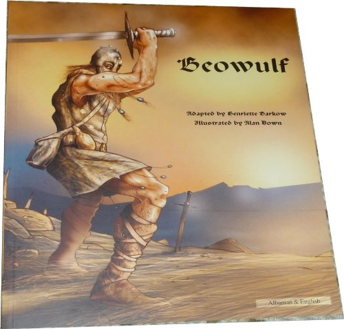 9781844441136: Beowulf in Tamil and English: An Anglo-Saxon Epic (Myths & Legends from Around the World)