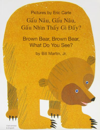 9781844441242: Brown Bear, Brown Bear, What Do You See? In Vietnamese and English (English and Vietnamese Edition)
