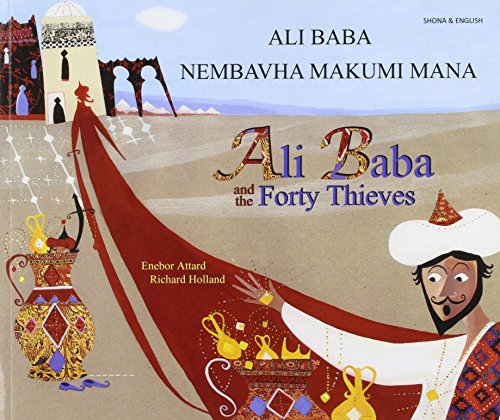 Ali Baba and the Forty Thieves in: Enebor Attard