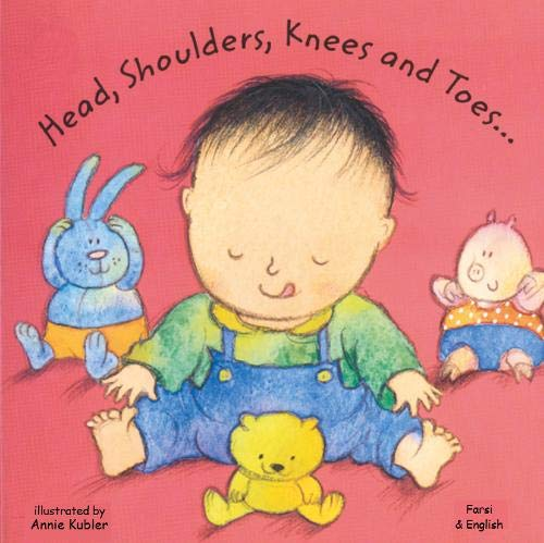 9781844441488: Head, Shoulders, Knees and Toes in Farsi and English (English/Farsi)