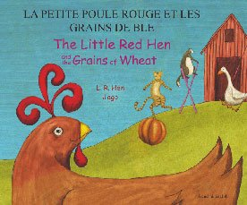 Little Red Hen (French Edition): Jago