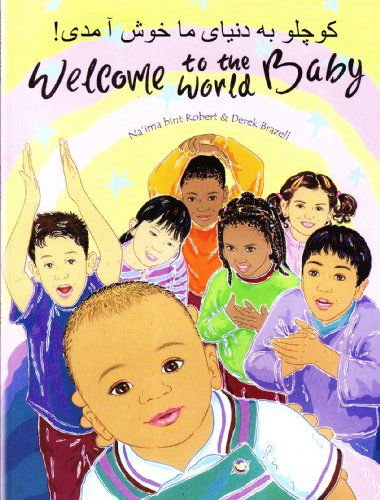 9781844442744: Welcome to the World Baby in Farsi and English