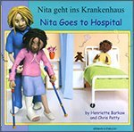 Nita Goes to Hospital in German and English (First Experiences): Barkow, Henriette