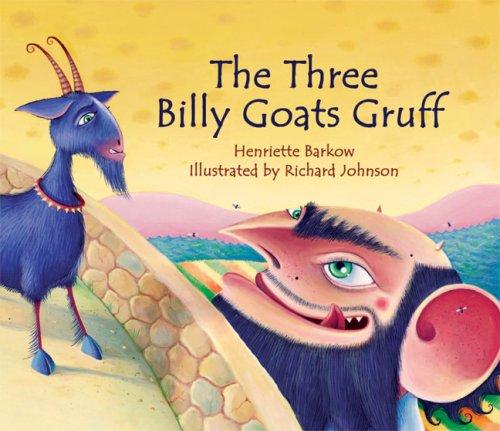9781844448906: The Three Billy Goats Gruff (Mantra Lingua) (English and Polish Edition)