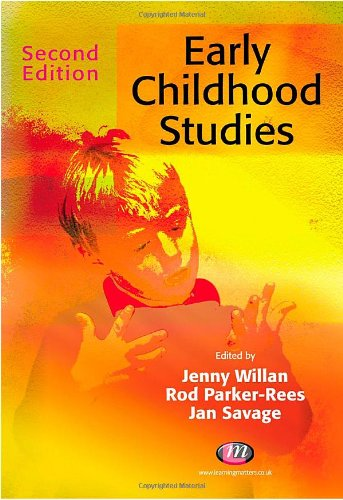 9781844451180: Early Childhood Studies: Second Edition (Early Childhood Studies Series)