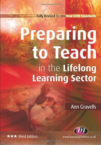 9781844451463: Preparing to Teach in the Lifelong Learning Sector (Further Education and Skills)