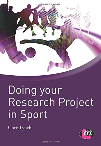 9781844451647: Doing your Research Project in Sport: A Student Guide (Active Learning in Sport Series)