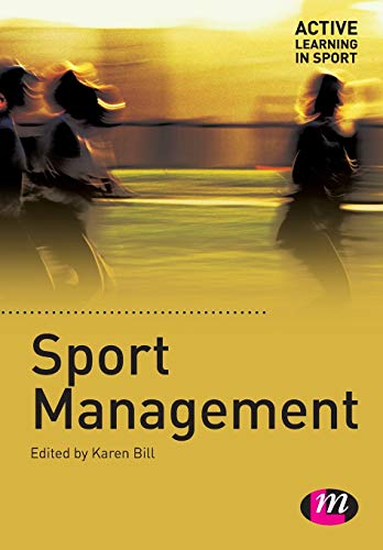 9781844452637: Sport Management (Active Learning in Sport Series)