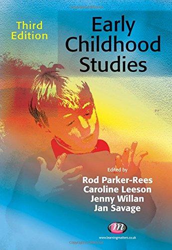 9781844453511: Early Childhood Studies (Early Childhood Studies Series)
