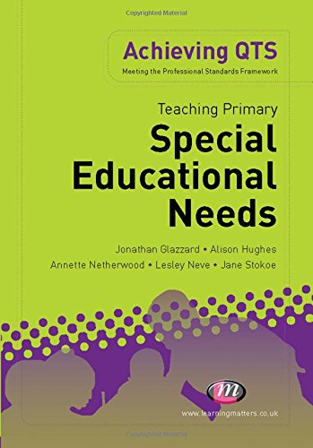 9781844453672: Teaching Primary Special Educational Needs (Achieving QTS Series)