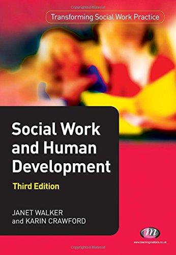 9781844453801: Social Work and Human Development (Transforming Social Work Practice Series)