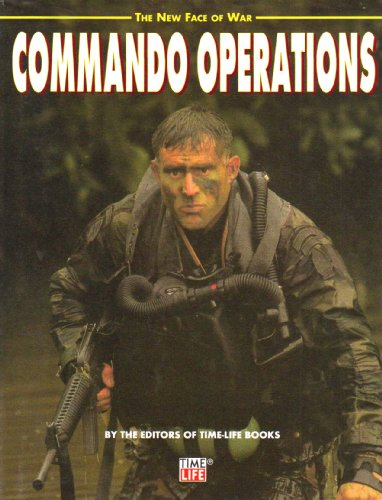 9781844472253: The New Face of War: Commando Operations