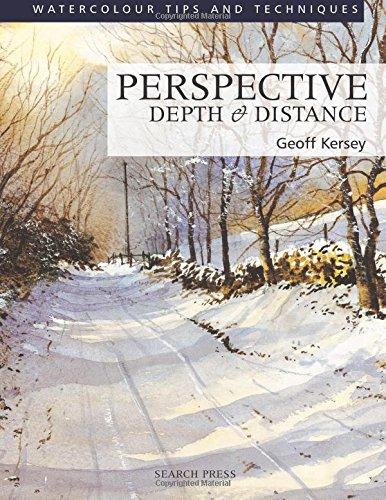 9781844480142: Perspective Depth & Distance (Watercolour Painting Tips & Techniques) (Watercolour Tips and Techniques)