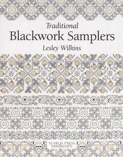 9781844480227: Traditional Blackwork Samplers