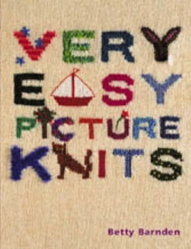 9781844480616: Picture Knits: Easy Designs for the Novice Knitter