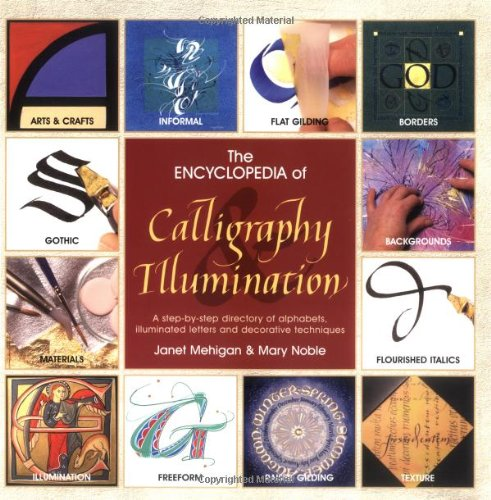 9781844480647: The Encyclopedia of Calligraphy and Illuminated Letters