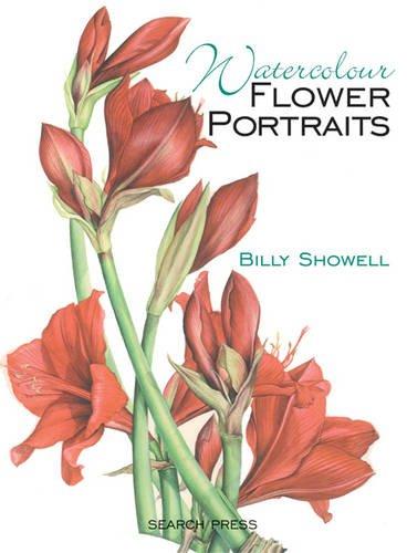 9781844480661: Watercolour Flower Portraits