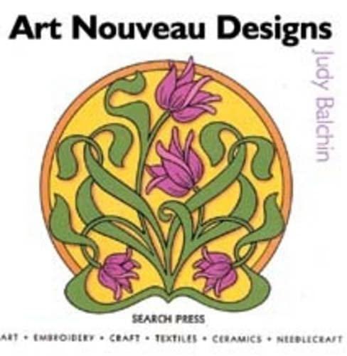 9781844480784: CDROM: Art Nouveau Designs (Design Source Books)