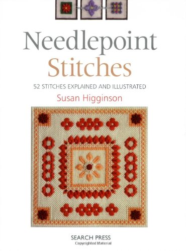9781844480968: Needlepoint Stitches: 52 Stitches Explained and Illustrated