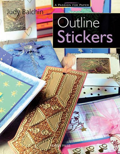 9781844481033: Passion for Paper: Outline Stickers (A Passion for Paper)