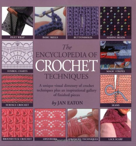 9781844481415: The Encyclopedia of Crochet Techniques