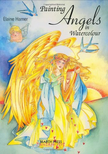 9781844481477: Painting Angels in Watercolour (Fantasy Art)