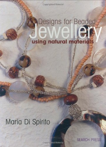 9781844481637: Designs for Beaded Jewellery Using Natural Materials