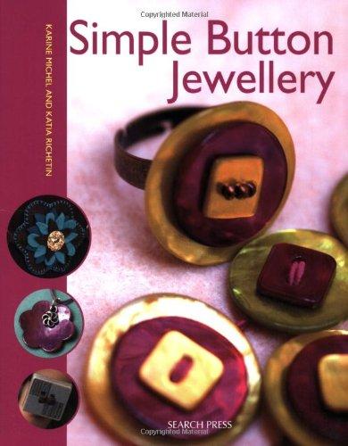 9781844481941: Simple Button Jewellery