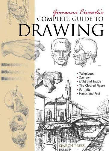 9781844482061: Giovanni Civardi's Complete Guide to Drawing (The Art of Drawing)