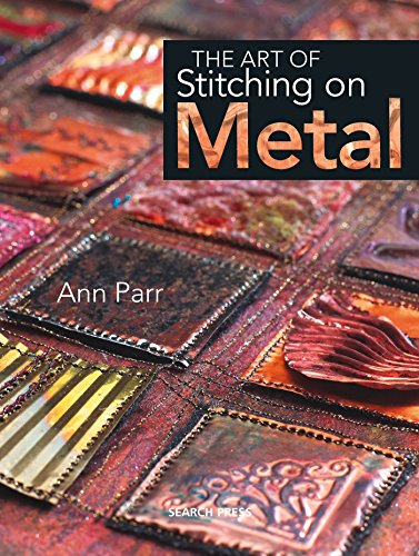 9781844482252: The Art of Stitching on Metal